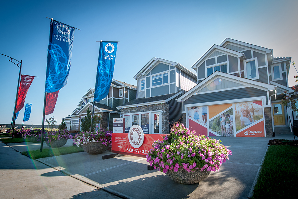 Front Garage Home - Showhome Parade